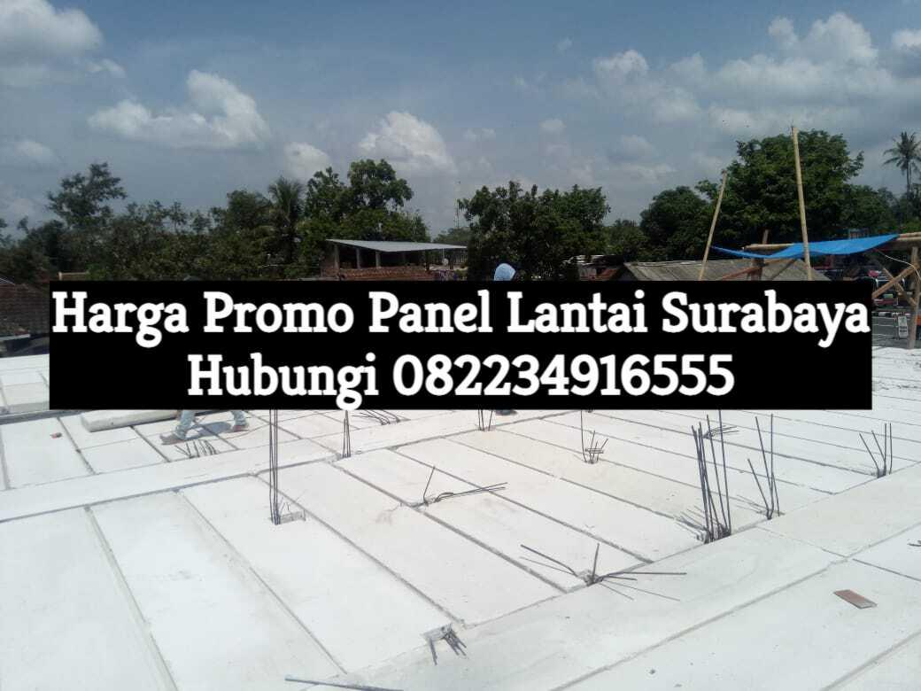 harga promo panel lantai surabaya