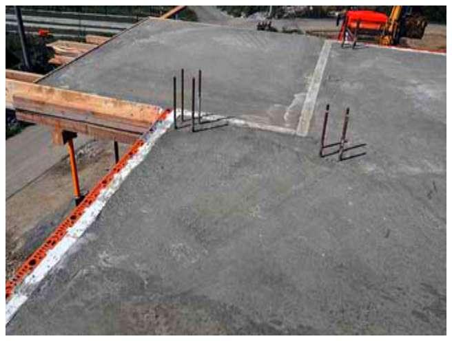 dak beton konvensional